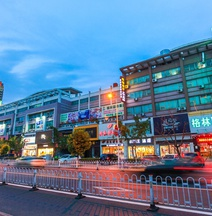 GreenTree Alliance Hotel (Lianyungang Central International Pedestrian Street)