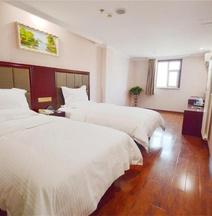 GreenTree Inn Shandong Weihai Bus Station Express Hotel