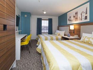 InTown Suites Extended Stay Newport News City Center