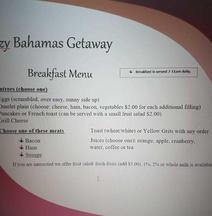 Kozy Bahamas Getaway