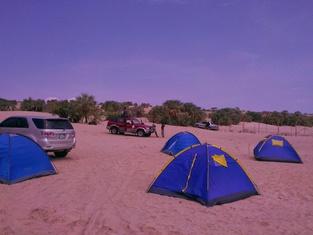 Napak Resort - Campsite