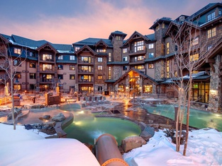 Gran Loggia sul Picco 7 in Bella Breckenridge in Colorado!