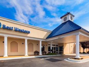 Best Western Greenville Airport Inn