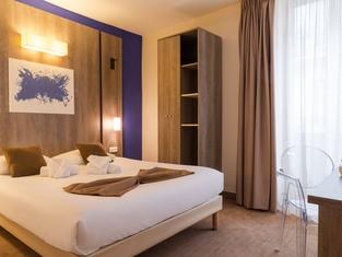 Hotel The Originals Nice Centre Le Seize (ex Qualys-Hotel)