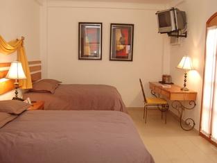 Hotel Casa del Arbol Centro