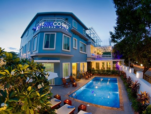 The Blue Corner Boutique Hotel