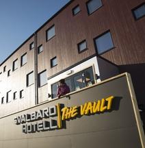 スバールバル ホテル | ザ ボールト