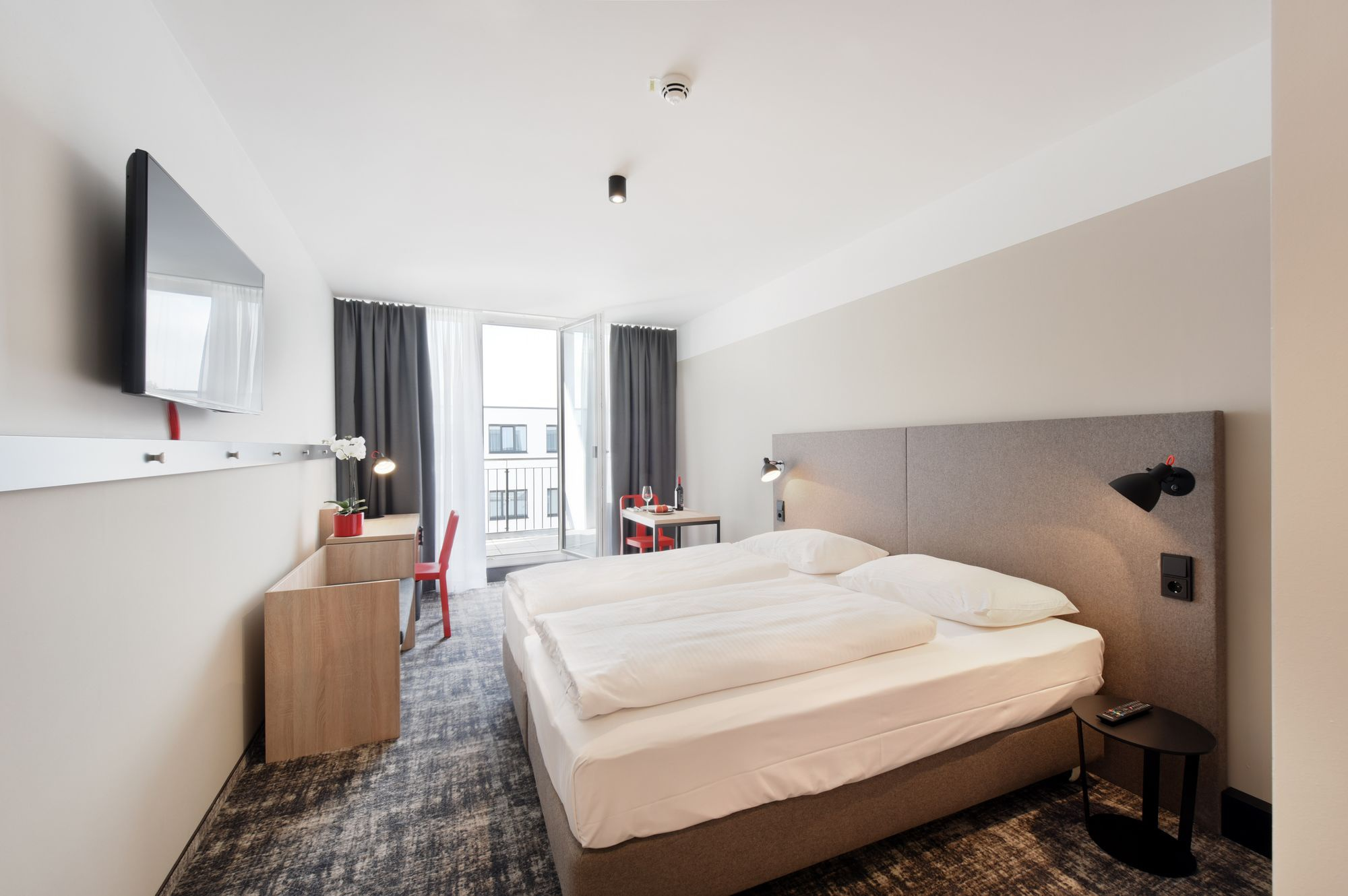 The Centerroom Hotel&Apartments München.Messe