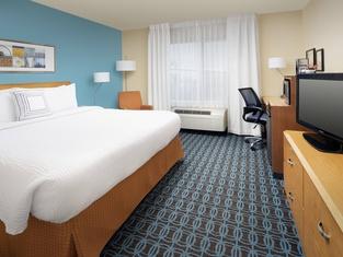 Fairfield Inn Suites Yakima