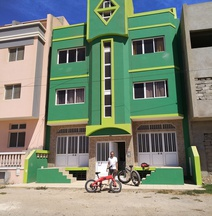 Greentribe Hostel