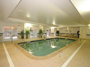 Fairfield Inn Suites Greensboro Wendover