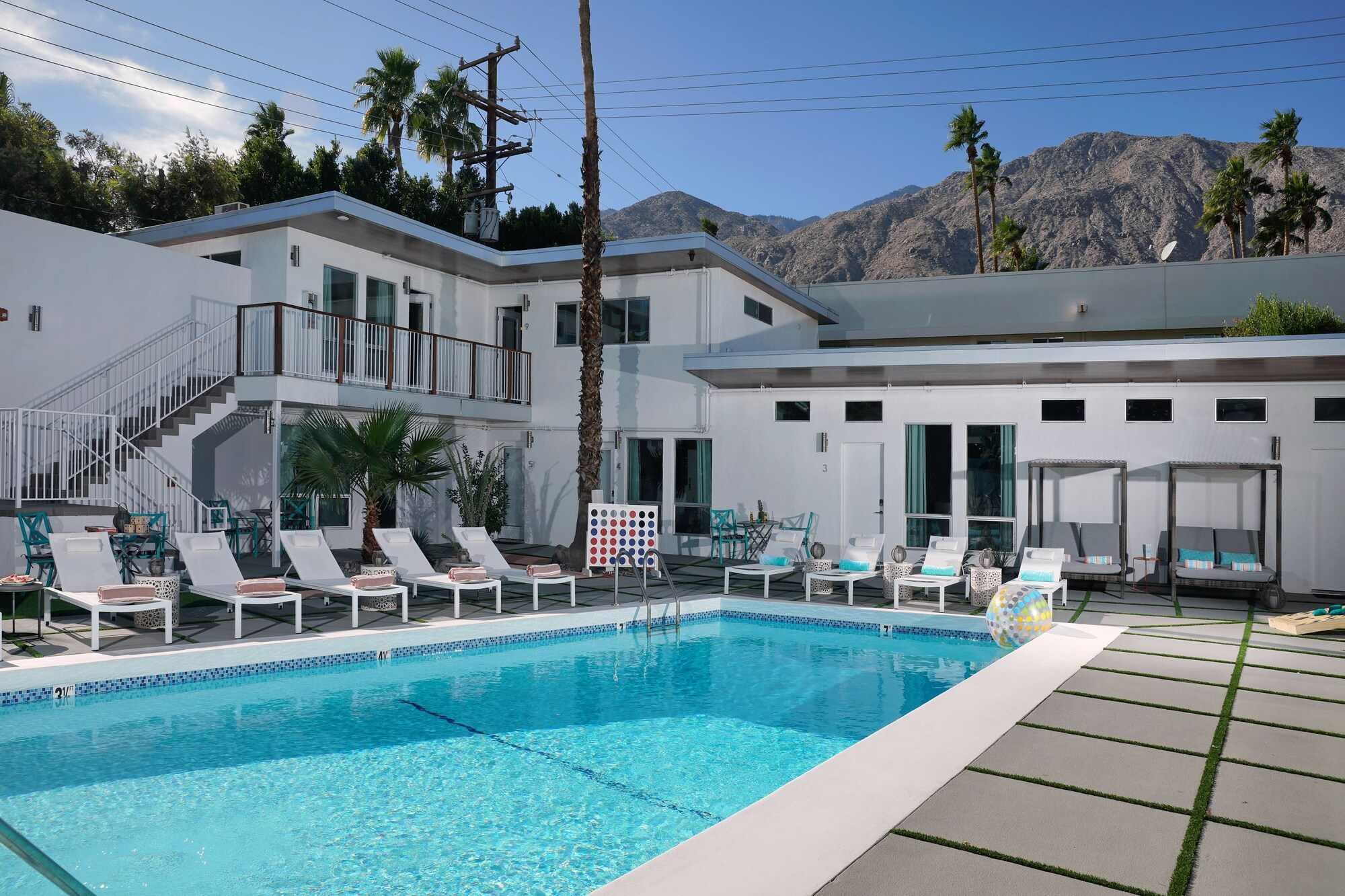 The Wesley Palm Springs