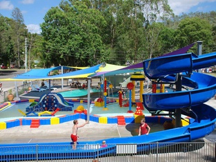 BIG4 Cania Gorge Holiday Park