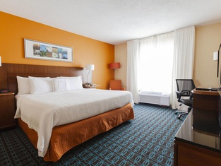 Fairfield Inn Suites Ponca City
