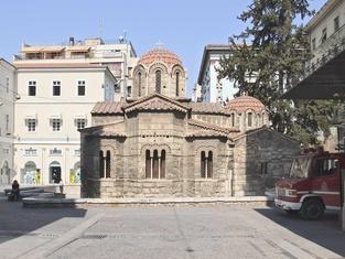 Ibis Styles Athens Routes