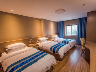 Huating Business Hotel