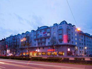 โรงแรมเลโอนาร์โด มิวนิกซิตี้ โอลิมเปียพาร์ค