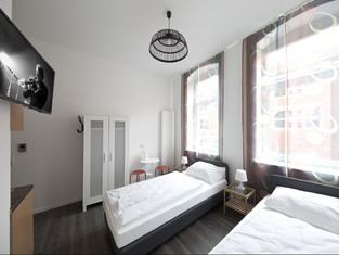Apartment City Lenaustrasse