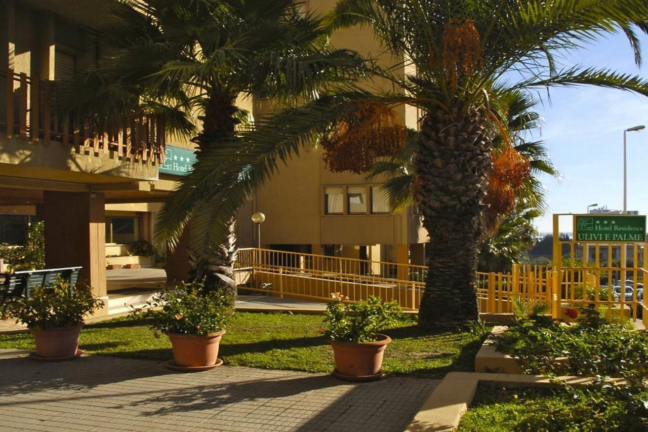 Hotel Hotel Residence Ulivi E Palme Cagliari Skyscanner