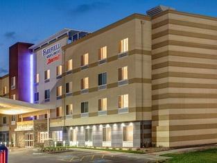 Fairfield Inn Suites Midland