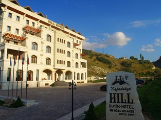 Kapadokya Hill Hotel & Spa (12+)