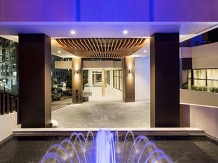 惠靈頓索菲特酒店