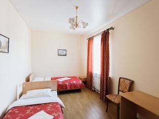 Hotel Complex Volga-Volga