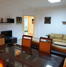 Amazing 3 Bebroom Flat 2min to the Best Beach in Sousse
