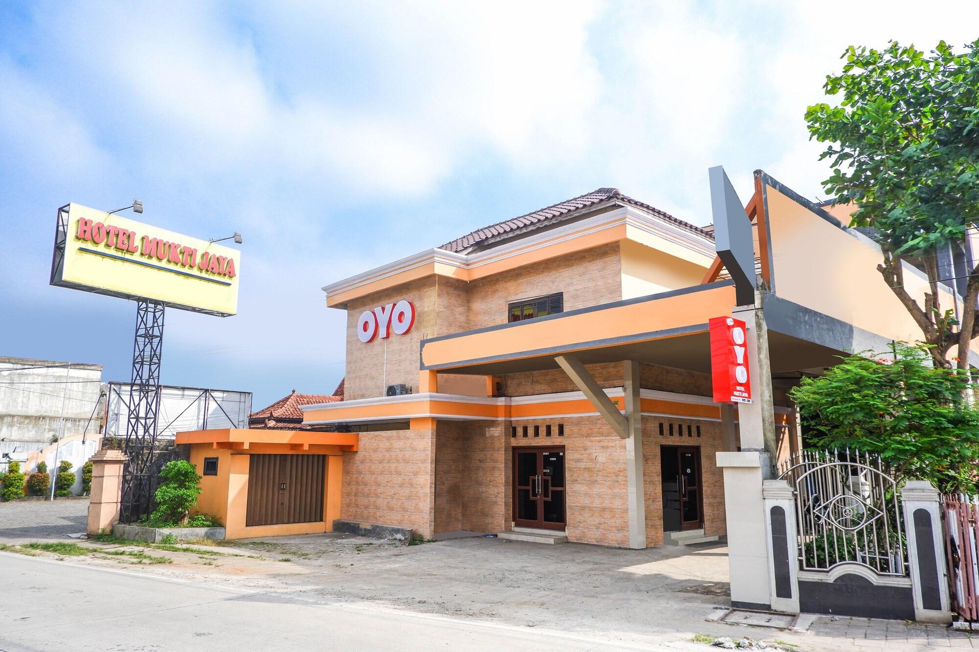 OYO 822 Hotel Mukti Jaya