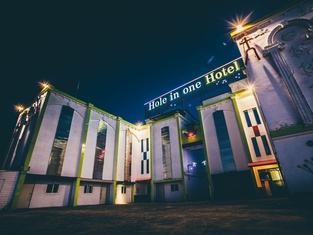 Hole in one Hotel