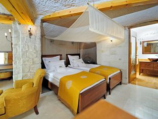 Anatelein Boutique Cave Hotel