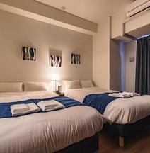 Ikidane Residential Hotel Shimanouchi