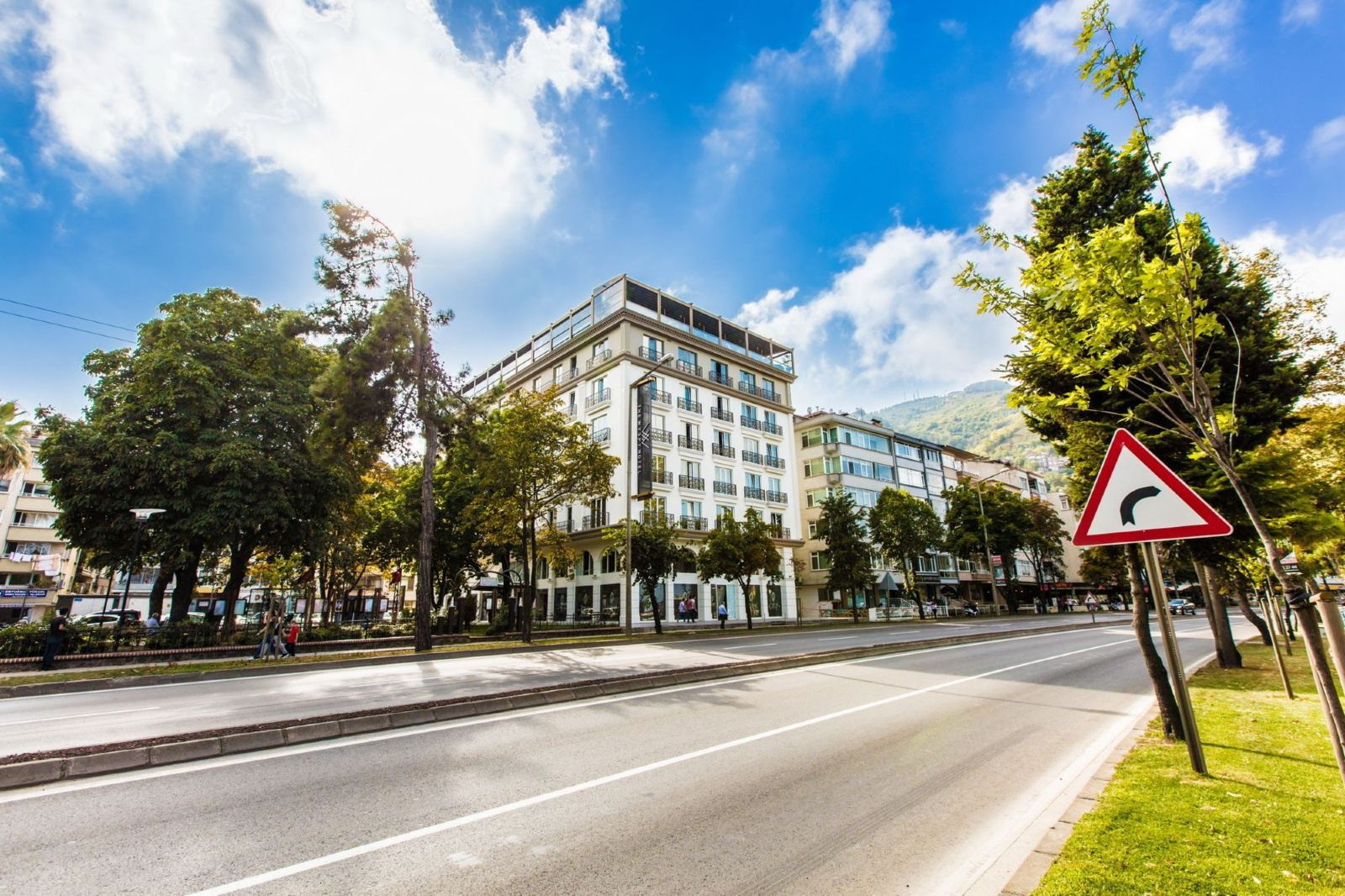 The Wyspy Hotel