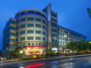 Dahe International Hotel (Zhengzhou Futa Center)