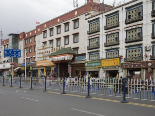ラサ ガン-ギャン ホテル チベット