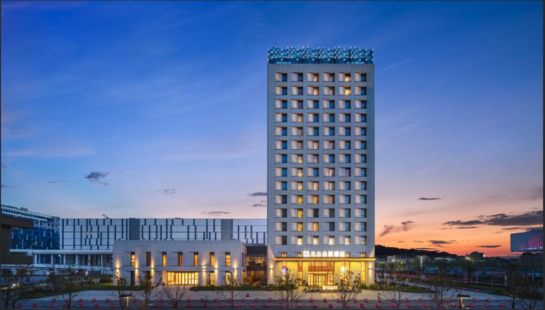 Metropolo Wuhan Optics Valley Convention&Exhibition Center Hotel