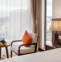 Apartemen 35 m² Dengan 1 Kamar Tidur dan 1 Kamar Mandi Pribadi di Phuoc My