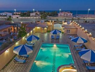 Sunny Seaside Villa