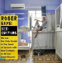 Roger's Hostel Tel Aviv (age 18-45)