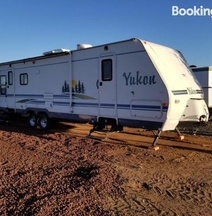 NEW!! Cozy Yukon Camper Near Grand Canyon