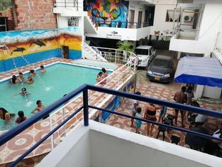 Hotel Cabañas de Tolú