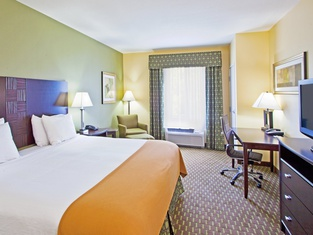 Holiday Inn Express and Suites Saint Augustine North