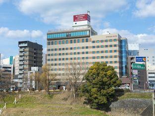 โรงแรมริเวอร์ไซด์ คุมาโมโตะ