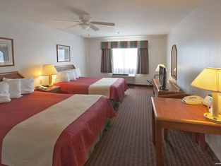 Best Western Inn and Suites Copperas Cove