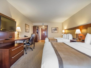 Quality Inn & Suites Val d'Or