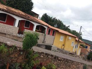 Lencois da Chapada Casas