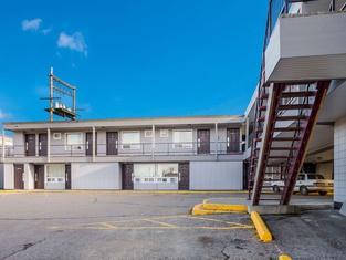 モーテル 6 フォート セント ジョン、ブリティッシュコロンビア