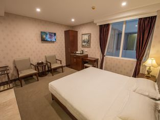 โรงแรมเมกาบูม ซิตี้