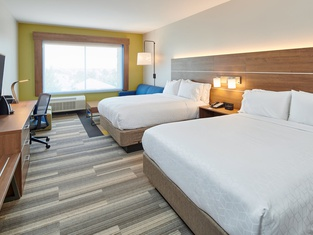Holiday Inn Express El Paso - Sunland Park Area