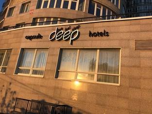 Deep Capsule Hotel